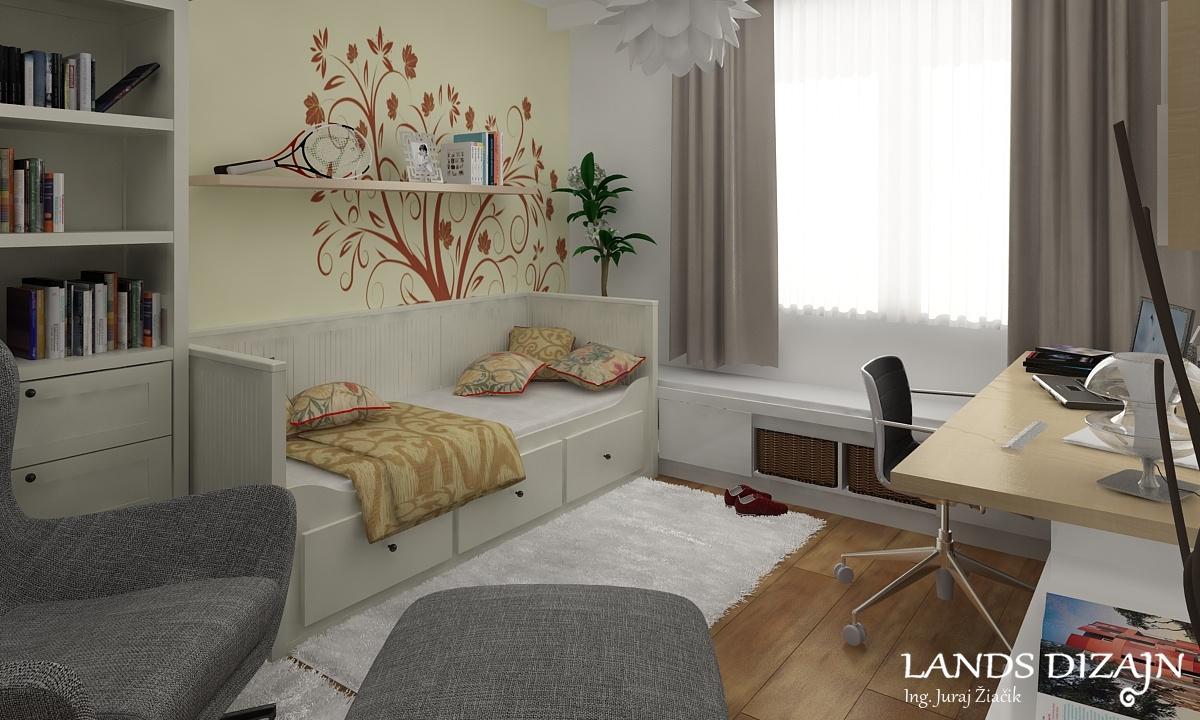 a2ada752582b Detská izba v kombinácií moderného dizajnu a vintage   Martin