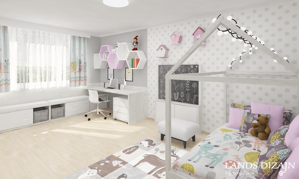 c23c533b946c9 Návrh detskej izby / Bratislava