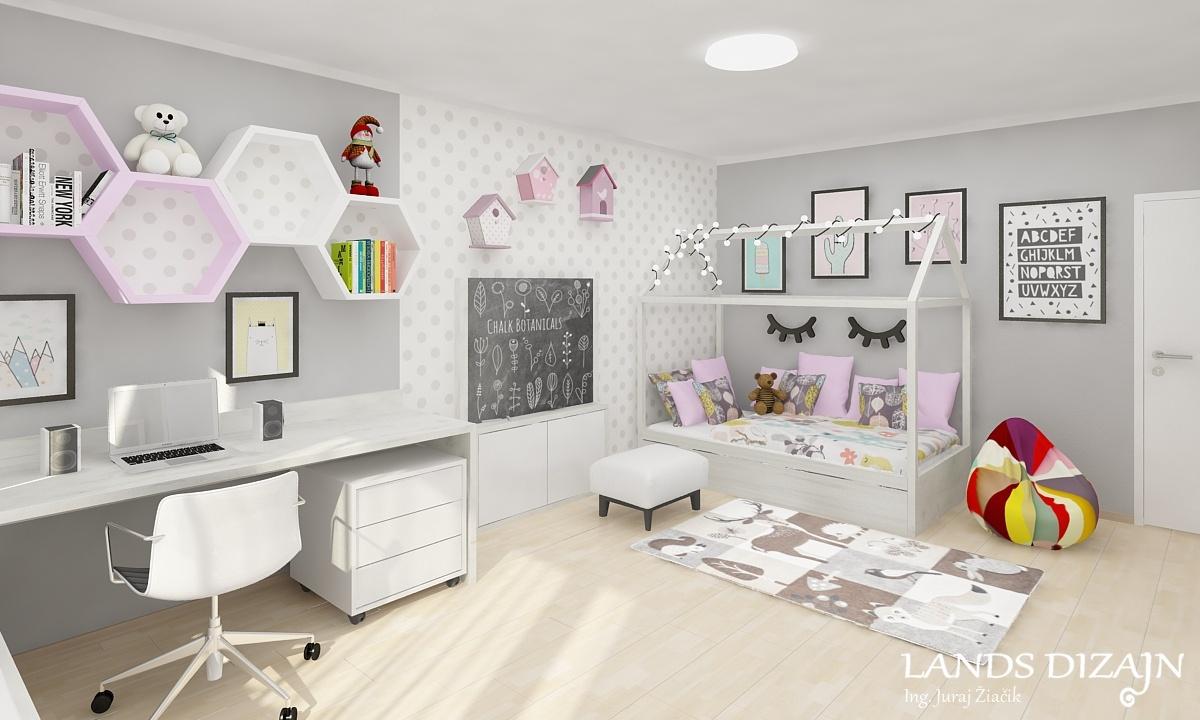 2dd2cfea646f Návrh detskej izby   Bratislava